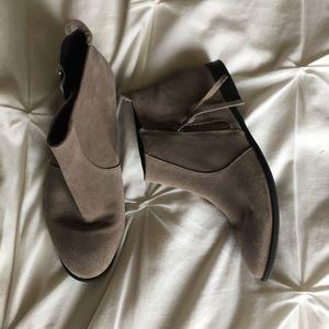 Shoemint Gray Booties